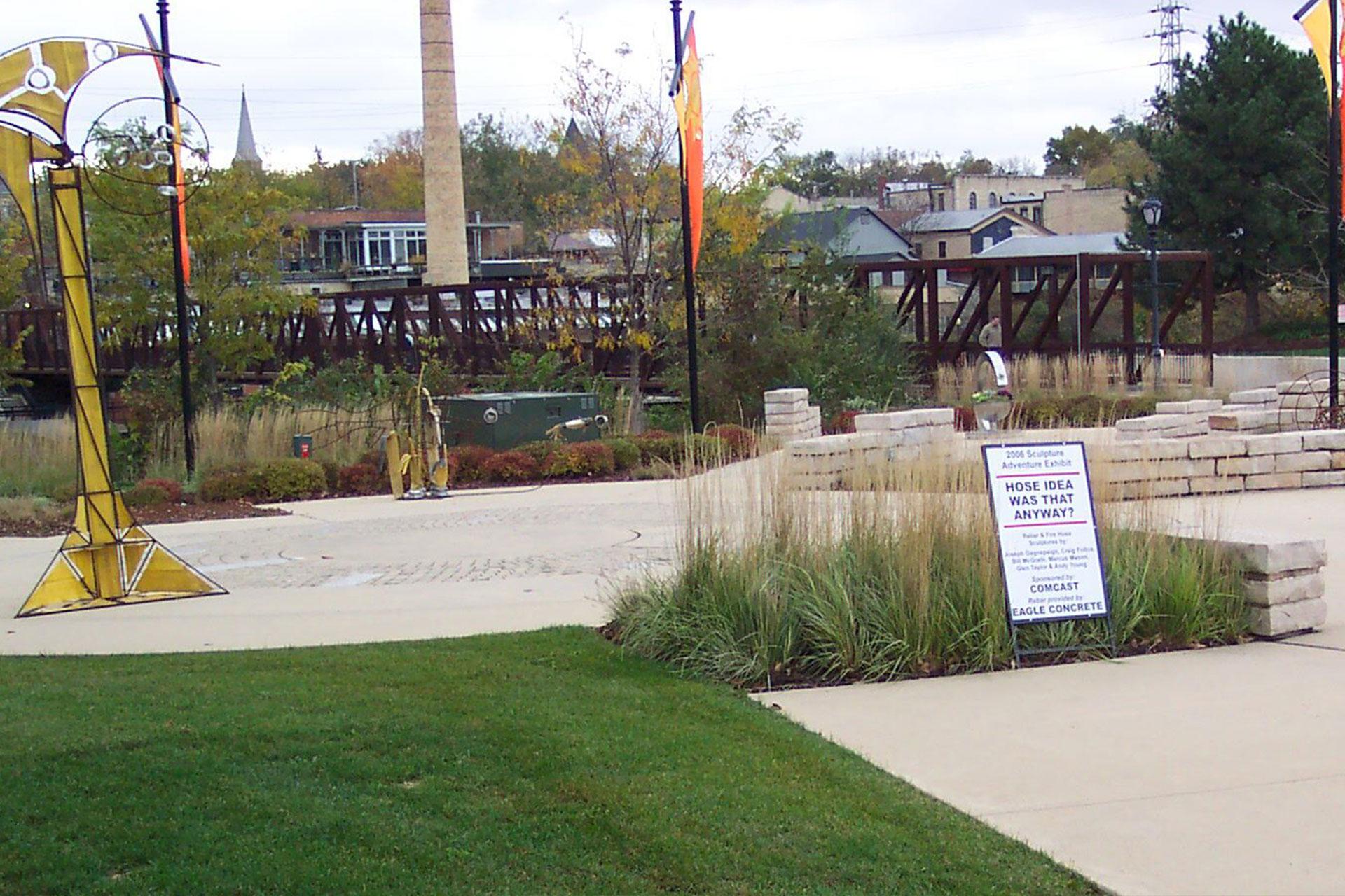 Laflin Design Group, Ltd. Landscape Architects and Landscape Design slide 1